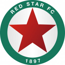 Stickers Foot RED STAR FC