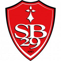 Stickers Foot STADE BRESTOIS 29