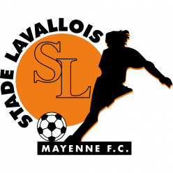 Stickers Foot STADE LAVALLOIS