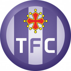 Stickers Foot TOULOUSE FC