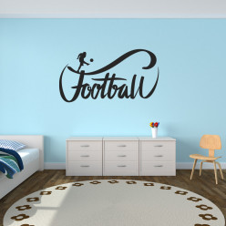 Stickers football