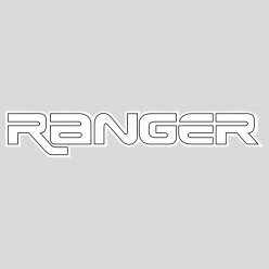 Stickers ford ranger