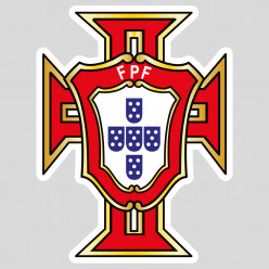 Stickers fpf portugal football