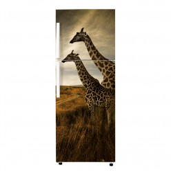 Stickers Frigo - Girafes