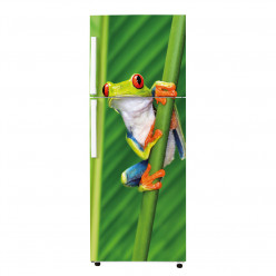Stickers Frigo - Grenouille 3