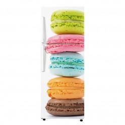Stickers Frigo - Macarons 3