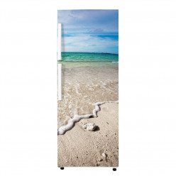 Stickers Frigo - Plage