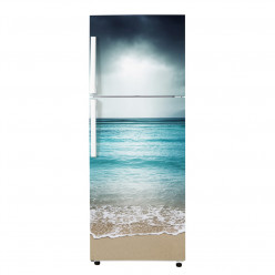 Stickers Frigo - Plage 3