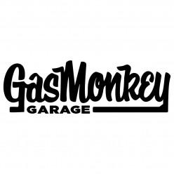 Stickers gas monkey garage