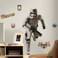 Stickers Géant Stormtrooper Episode VII Star Wars Run