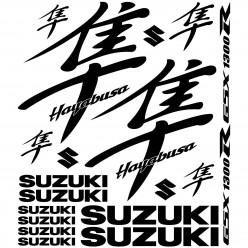 Stickers Hayabusa Gsx 1300r