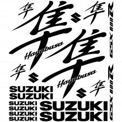 Stickers Hayabusa Gsx 600r
