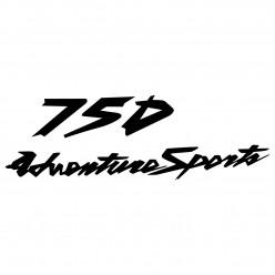 Stickers Honda Africa twin 750 adventure sports