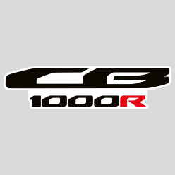 Stickers honda CB1000R