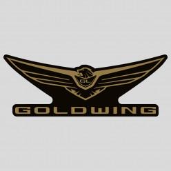 Stickers honda goldwing