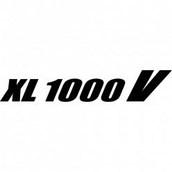 Stickers honda varadero xl1000v