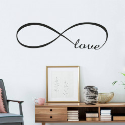 Stickers infini love
