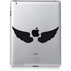 Stickers ipad 2 angel