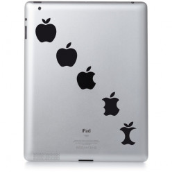 Stickers ipad 2 apple