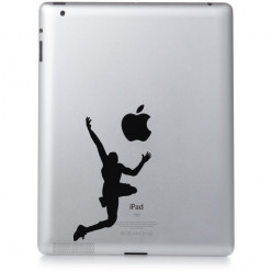 Stickers ipad 2 basket