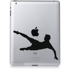Stickers ipad 2 foot