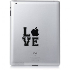 Stickers ipad 2 love