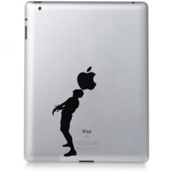 Stickers ipad 2 Personnage