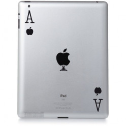 Stickers ipad 3 As d'Apple