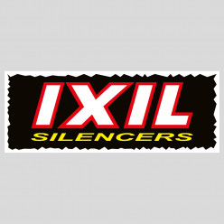 Stickers IXIL Silencers