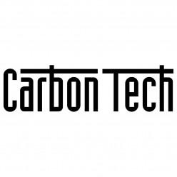 Stickers jet ski carbon tech