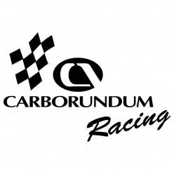 Stickers jet ski carborundum racing