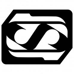 Stickers jet ski jetpilot logo