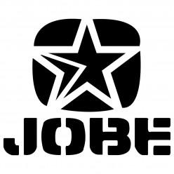 Stickers jet ski jobe