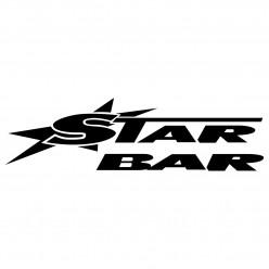 Stickers jet ski star bar