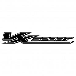 Stickers jet ski yamaha vx sport