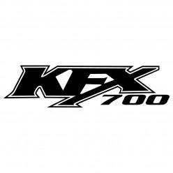 Stickers kawasaki kfx 700