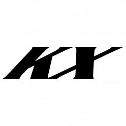 Stickers kawasaki KX