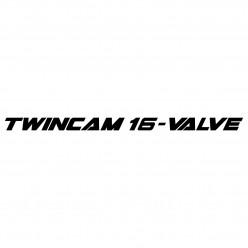 Stickers kawasaki twincam 16 valve