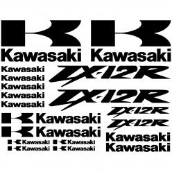 Stickers Kawasaki ZX-12r