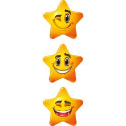 Stickers kit 3 étoiles