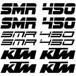 Stickers Ktm 450 smr