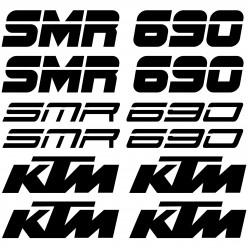Stickers Ktm 690 smr