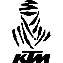 Stickers ktm dakar