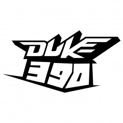 Stickers ktm duke 390