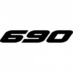 Stickers ktm duke 690