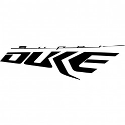 Stickers ktm super duke