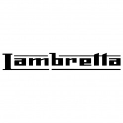 Stickers lambretta