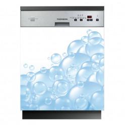 Stickers lave vaisselle bulles