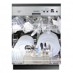 Stickers lave vaisselle couverts