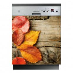 Stickers lave vaisselle feuilles
